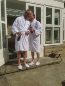 Johan en Peet foto 4