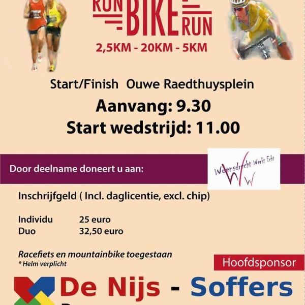 Run Bike Run Hoogerheide